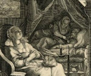come dormivano i nostri antenati