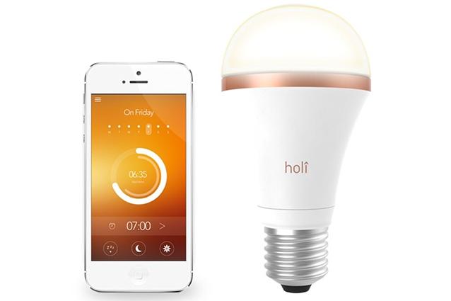 SleepCompanion Holi, la lampada smart per dormire meglio
