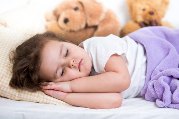 cosa rovina il sonno dei bambini